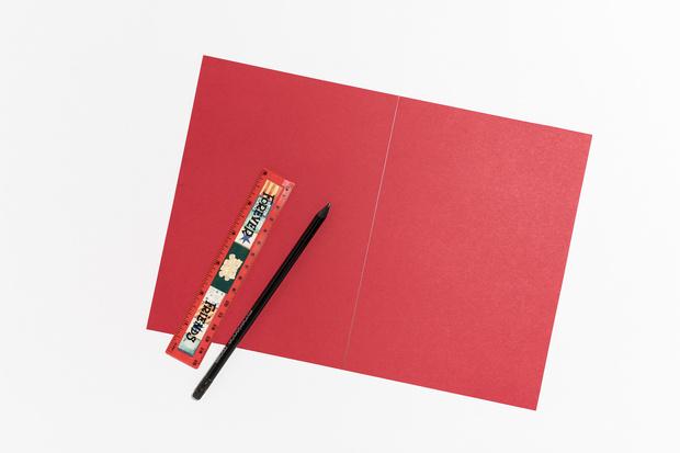 Фото №2 - Hand-made: новогодняя открытка своими руками