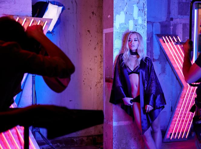 Фото №7 - Презентация коллекции Tezenis осень-зима 16/17 совместно с Rita Ora