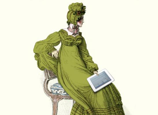 Фото №1 - Читаем в феврале: «Благоразумие леди эпохи Фейсбука»
