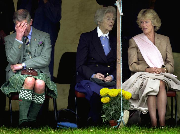 Фото №1 - Почему друзья принца Чарльза невзлюбили герцогиню Камиллу