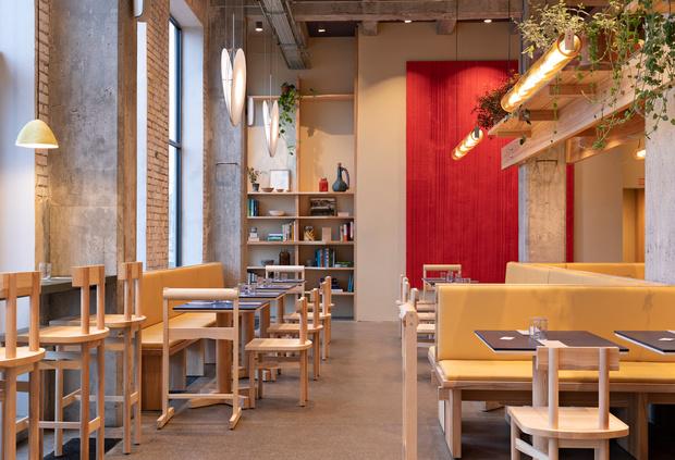 Фото №2 - POPL: бургерная при ресторане Noma в Копенгагене