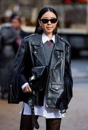 Фото №4 - Как выбрать идеальную кожаную куртку: советы стилиста