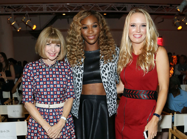 Фото №2 - Гардероб Серены Уильямс: как одевается самая обсуждаемая теннисистка мира