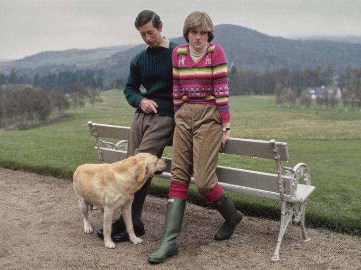 Фото №2 - Любимый бренд королевской семьи: как Виндзоры носят резиновые сапоги Hunter