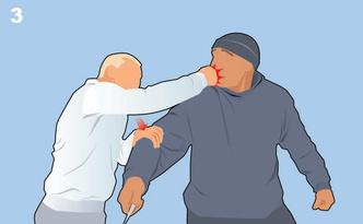 Фото №3 - Как защититься от ножа