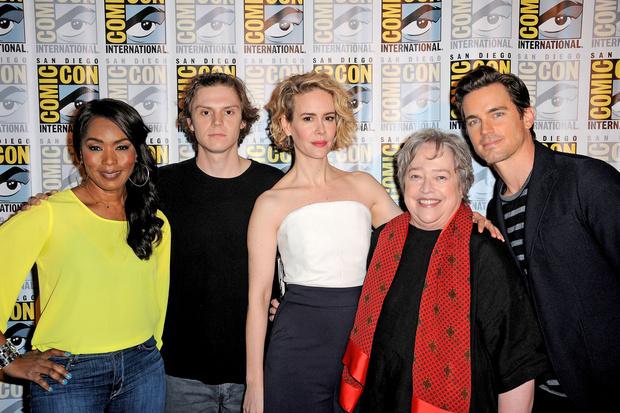 Актеры «АИУ» на Comic Con