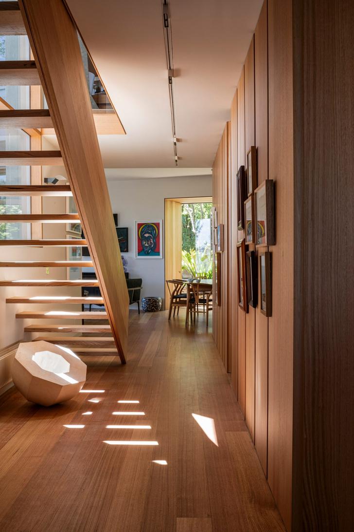Фото №4 - Дом архитектора Джона Уордла в Мельбурне