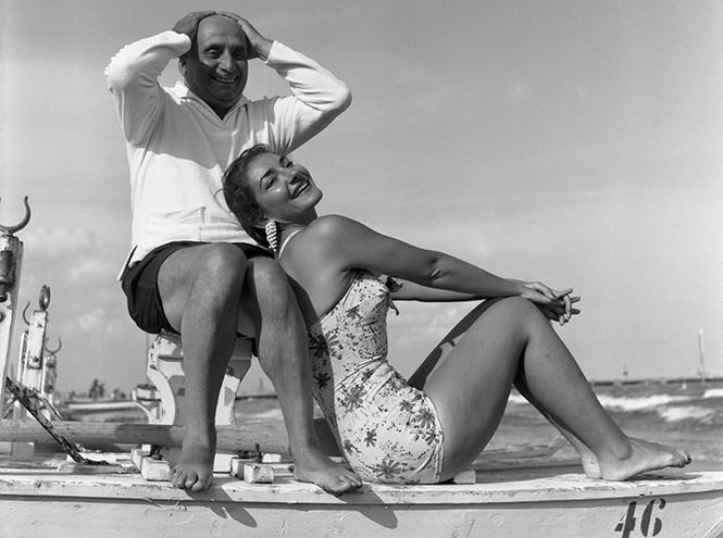 Фото №4 - Оперная дива, миллиардер и первая леди: современная греческая трагедия