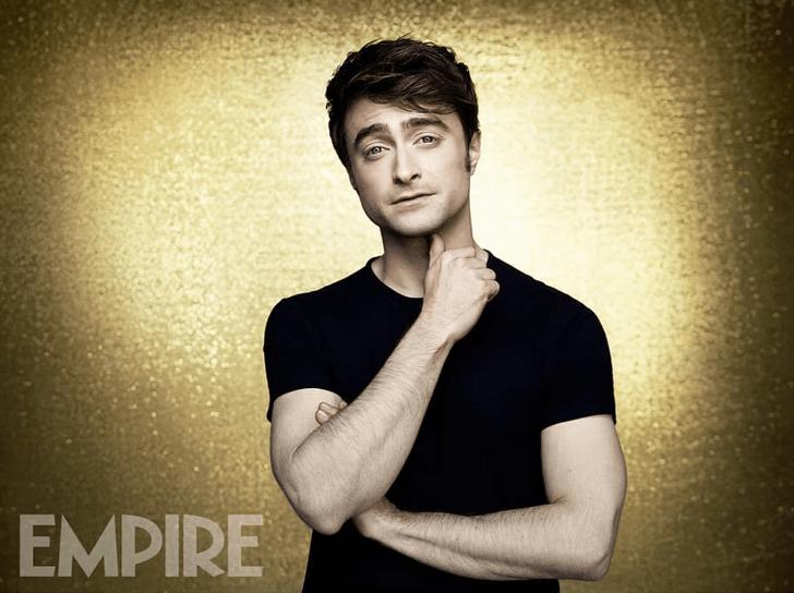 Фото №1 - Неожиданно: Дэниел Рэдклифф признался, что ему неловко от своей игры в первых частях «Гарри Поттера»