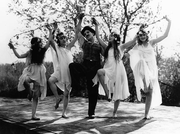 Фото №1 - Шесть женщин и одна единственная любовь Чарли Чаплина