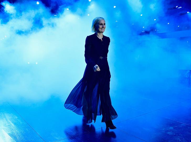 Фото №12 - Небесные силы: коллекция Dior FW 2017/18
