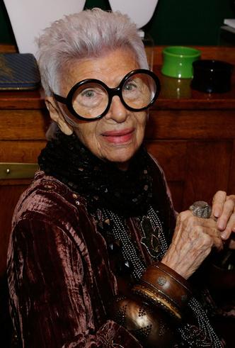 Фото №5 - Айрис Апфель рассказала, как она выбирает свои очки