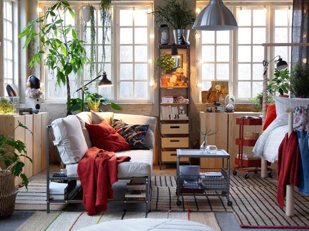 Фото №5 - 7 способов создать летнее настроение в гостиной