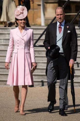 Фото №4 - Садовники и садовницы: королева Елизавета провела чисто английскую вечеринку
