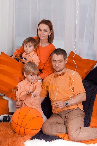 Фото №2 - 6 правил идеальной семейной фотосессии— советы профессионала