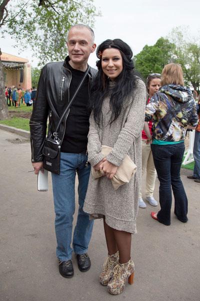 Елка с Олегом Нестеровым