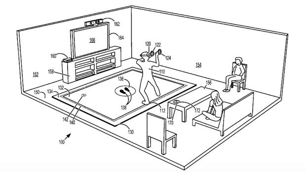 Фото №1 - Компания Microsoft разрабатывает ковер виртуальной реальности