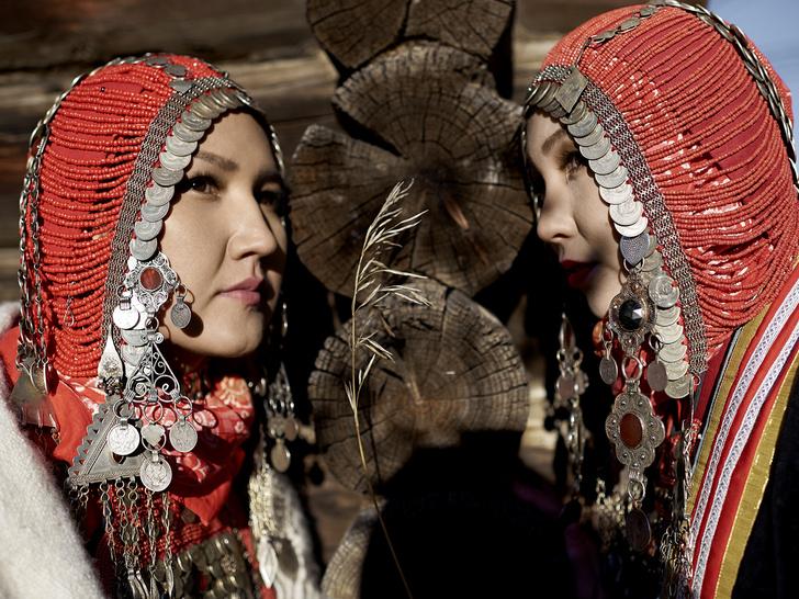 Фото №2 - Хранители монисто: новая жизнь бабушкиных украшений