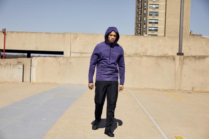 Фото №1 - Reebok Thermowarm: для любителей тренировок на улице