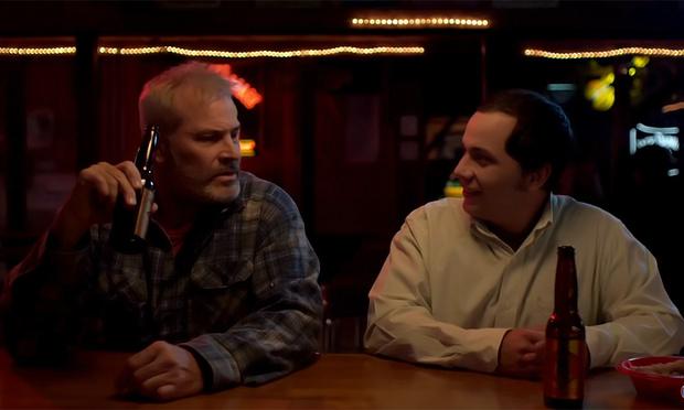 Фото №1 - Короткометражка недели: «Разговор в баре» (2013, США, 8:46)