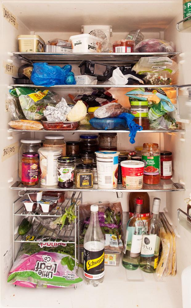 Фото №32 - Что лежит в холодильнике у жителей разных стран: 54 любознательных фото