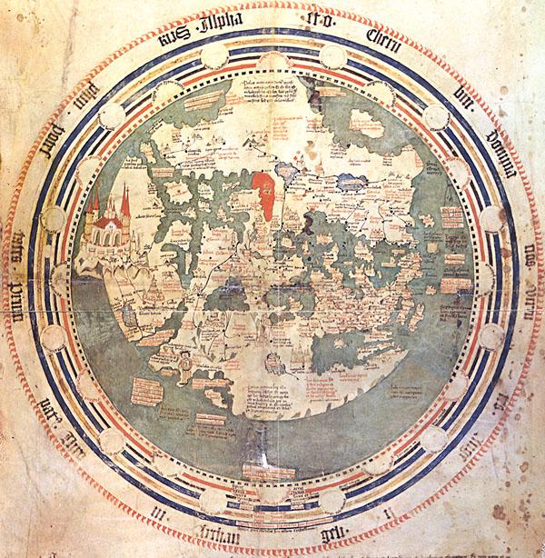 Фото №4 - Конец света на карте мира