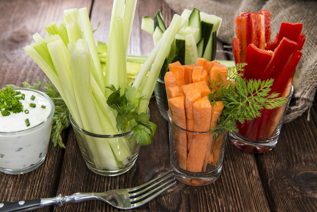 Фото №1 - Здоровые перекусы для детей: 3 простых рецепта