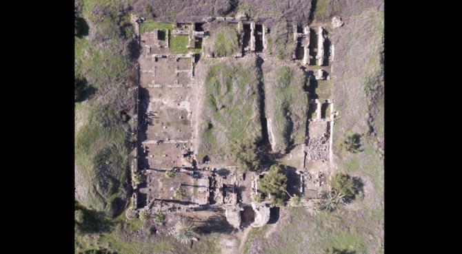 Фото №1 - В Израиле найдена одна из старейших мечетей в мире