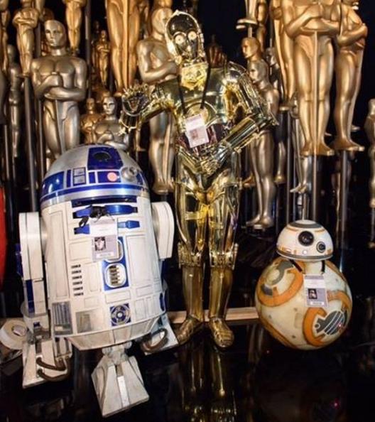 Фото №1 - Звездный Инстаграм: «Оскар-2016»