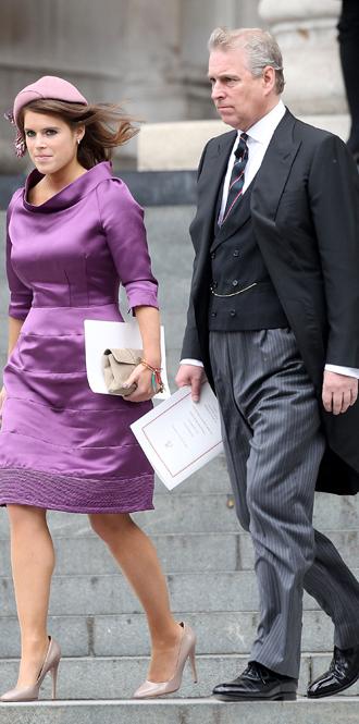 Фото №6 - Принцесса Евгения стала героиней британского Harper's Bazaar