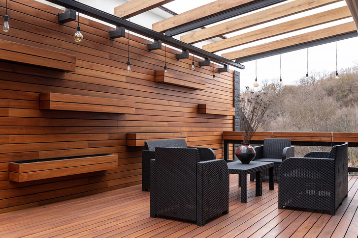 Фото №23 - Трехэтажный особняк по проекту Sergey Makhno Architects в Киеве