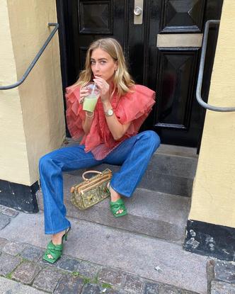 Фото №3 - Королевы хюгге: 10 скандинавских модниц, за которыми следит весь мир