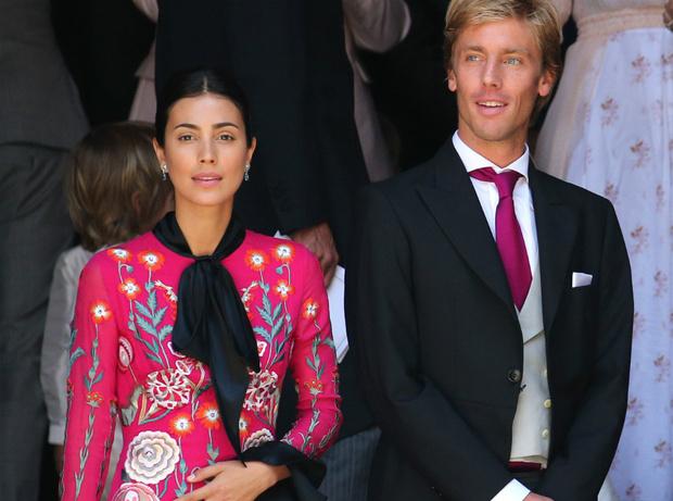 Фото №1 - Повод для радости: принц Кристиан Ганноверский и его жена ждут первенца