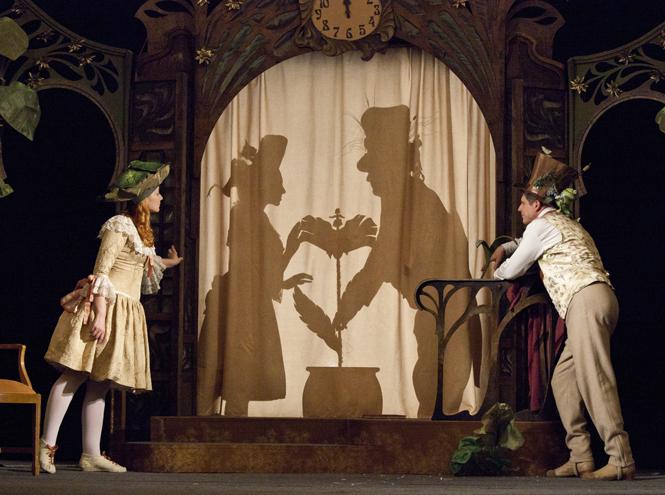 Фото №3 - 6 самых необычных театров Москвы, которые стоит посетить в праздники