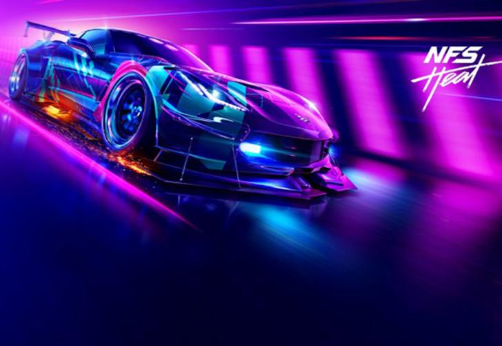 Фото №1 - Вышел официальный трейлер игры Need for Speed HEAT (видео)