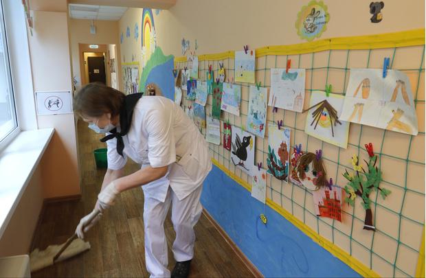 Фото №2 - Столичные детские сады возобновили работу с 23 июня