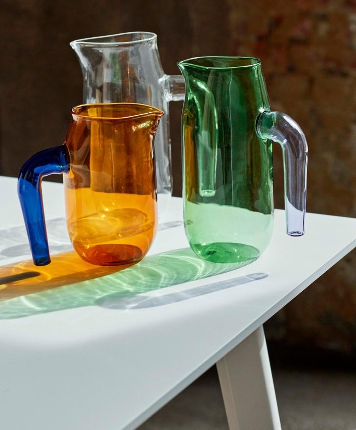 Фото №1 - ТОП-15 графинов для прохладительных напитков