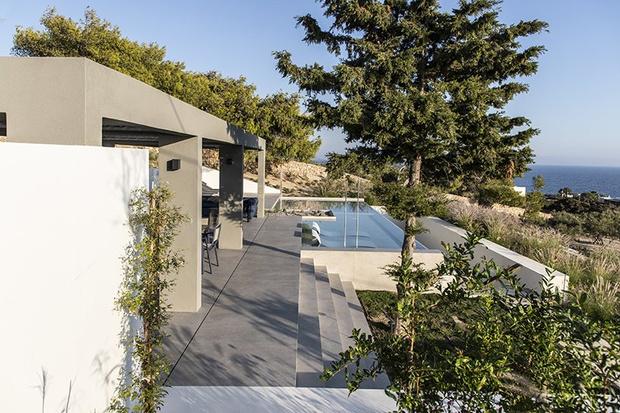 Фото №5 - «Секретный дом» на греческом острове Парос