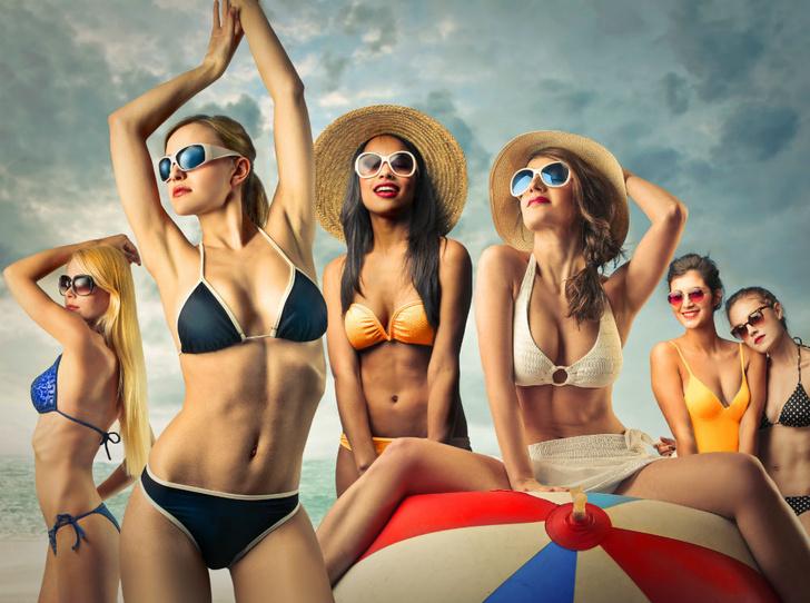 Фото №6 - Безопасность купальника: на пляже и в бассейне