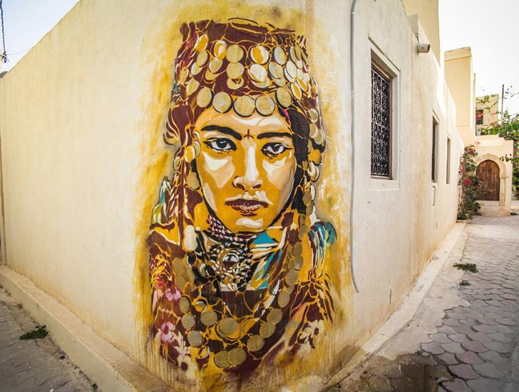 Фото №6 - You go, girl: 7 граффити, созданных женщинами о женщинах