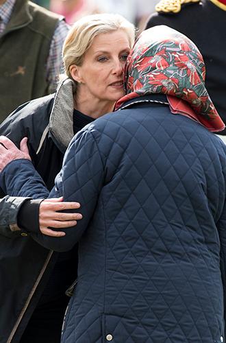Фото №19 - Безупречная графиня: почему Меган Маркл стоит брать пример с Софи Уэссекской