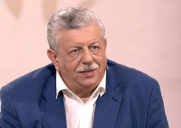 Фото №1 - Телеведущий Михаил Борисов скончался на 72-м году жизни