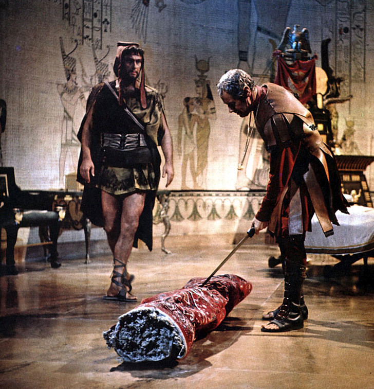 Фото №5 - Роковая женщина: 9 мифов о Клеопатре
