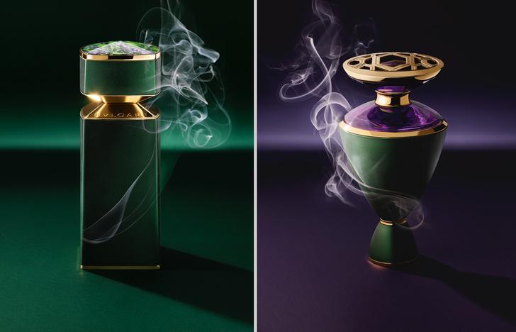Фото №1 - Новые парные ароматы Bvlgari