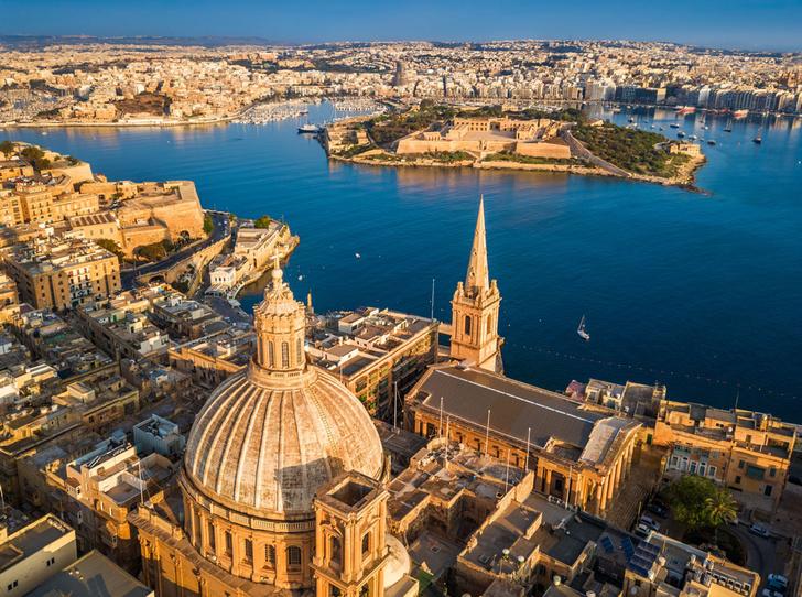 Фото №1 - Такая разная Мальта: шедевры архитектуры, дикая природа и отличные курорты