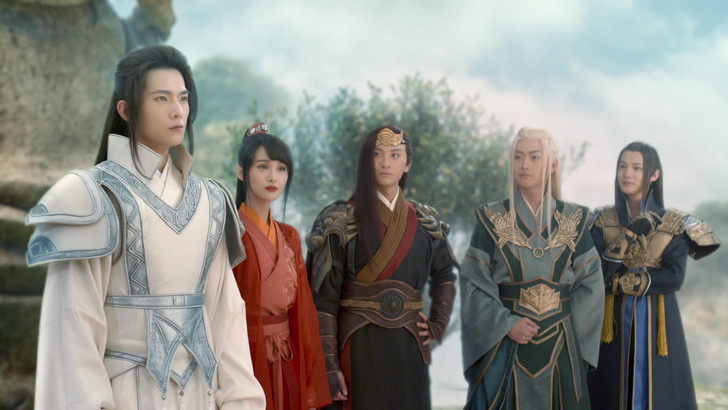 Фото №10 - Самые красивые китайские дорамы 🌷