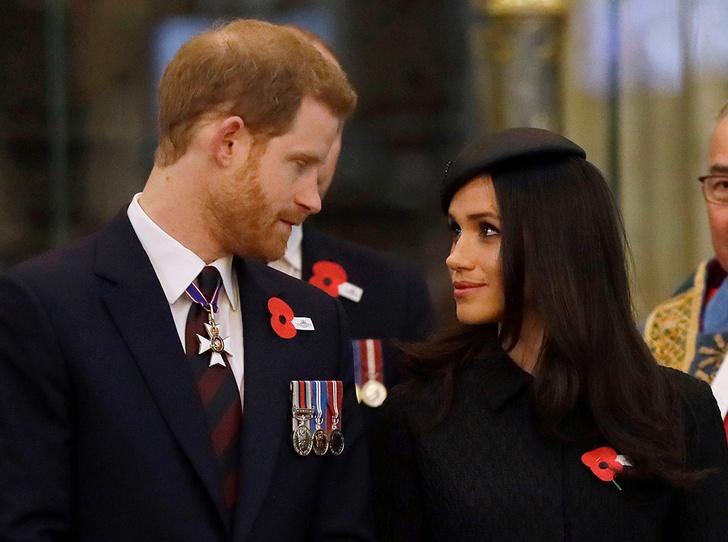 Фото №2 - Ради чего принц Гарри и Меган Маркл отложат медовый месяц