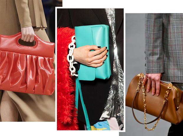 Фото №1 - Самые модные сумки осени и зимы 2020/21