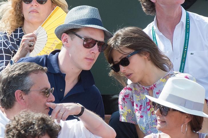 Бенедикт Камбербэтч (Benedict Cumberbatch), Софи Хантер (Sophie Hunter)