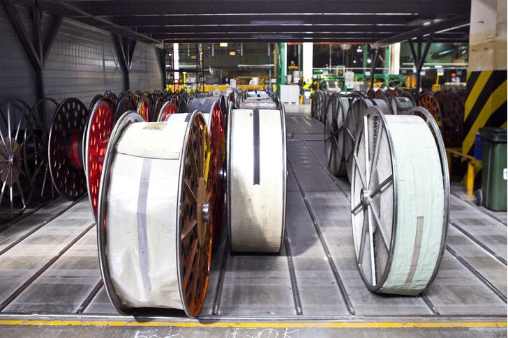 Фото №9 - Как это устроено: путешествие на завод по производству автомобильных шин